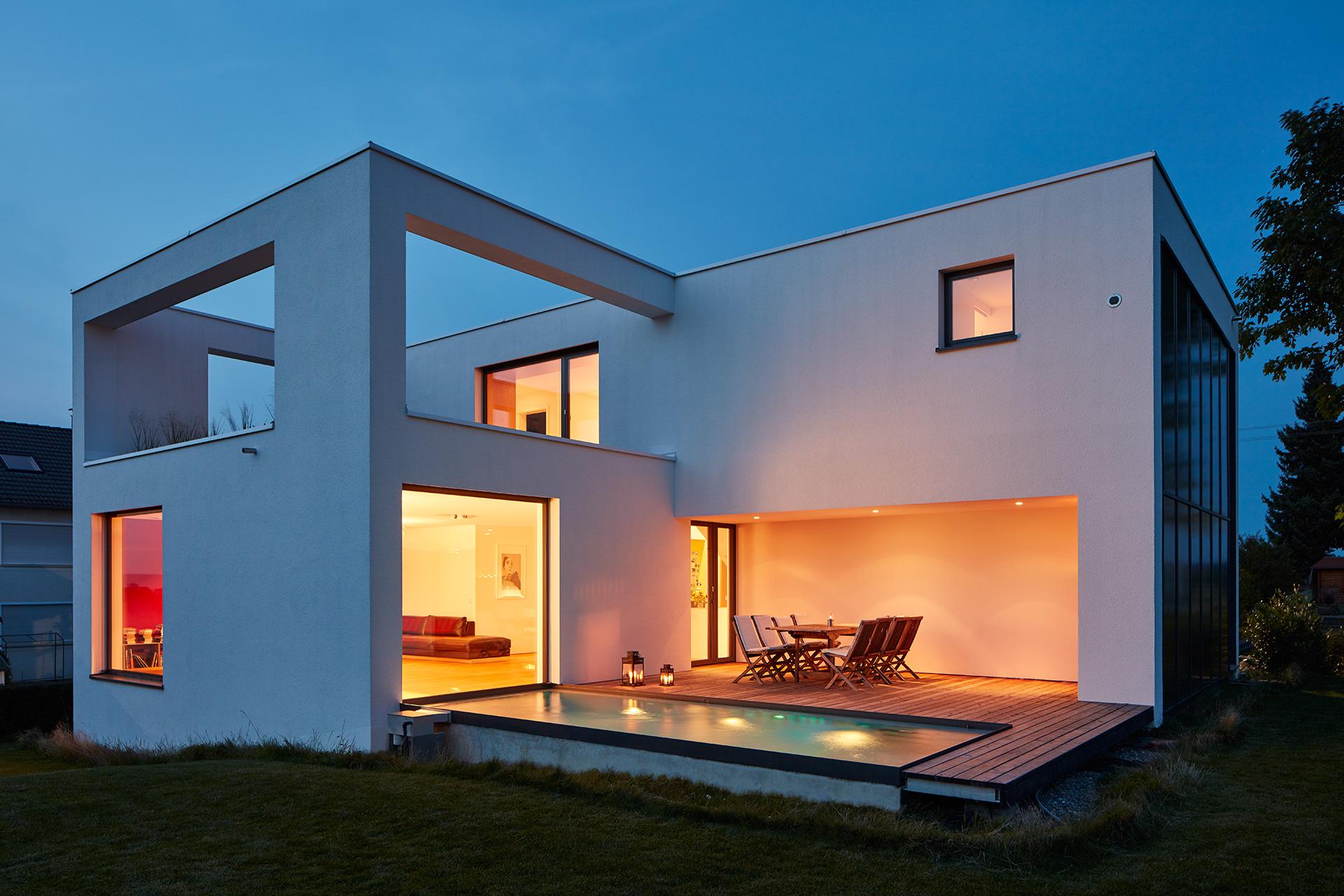 May Projekt Referenzen Für Wohnbau Haus M In Dürmentingen