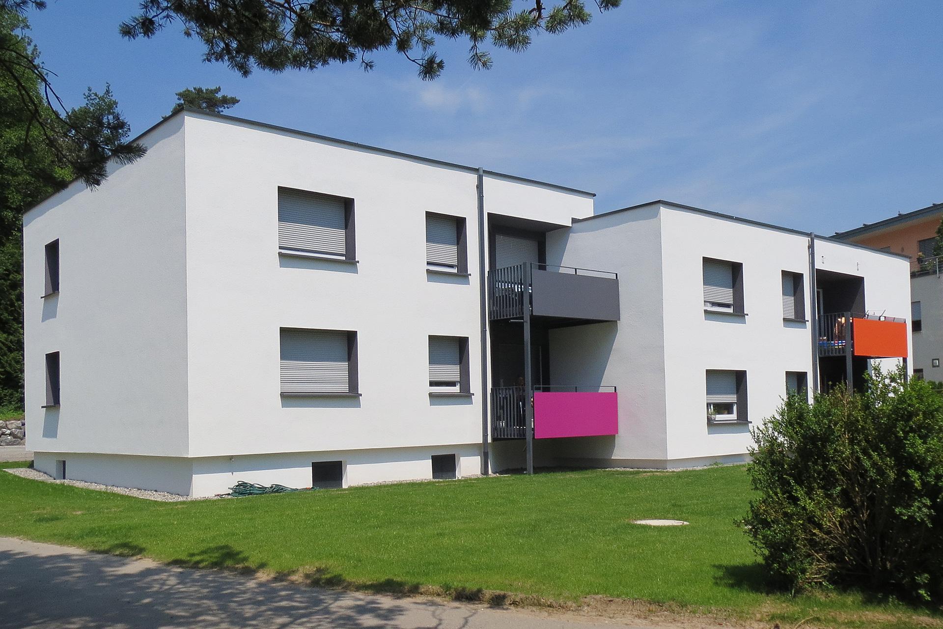 Sanierung Mehrfamilienhaus 2