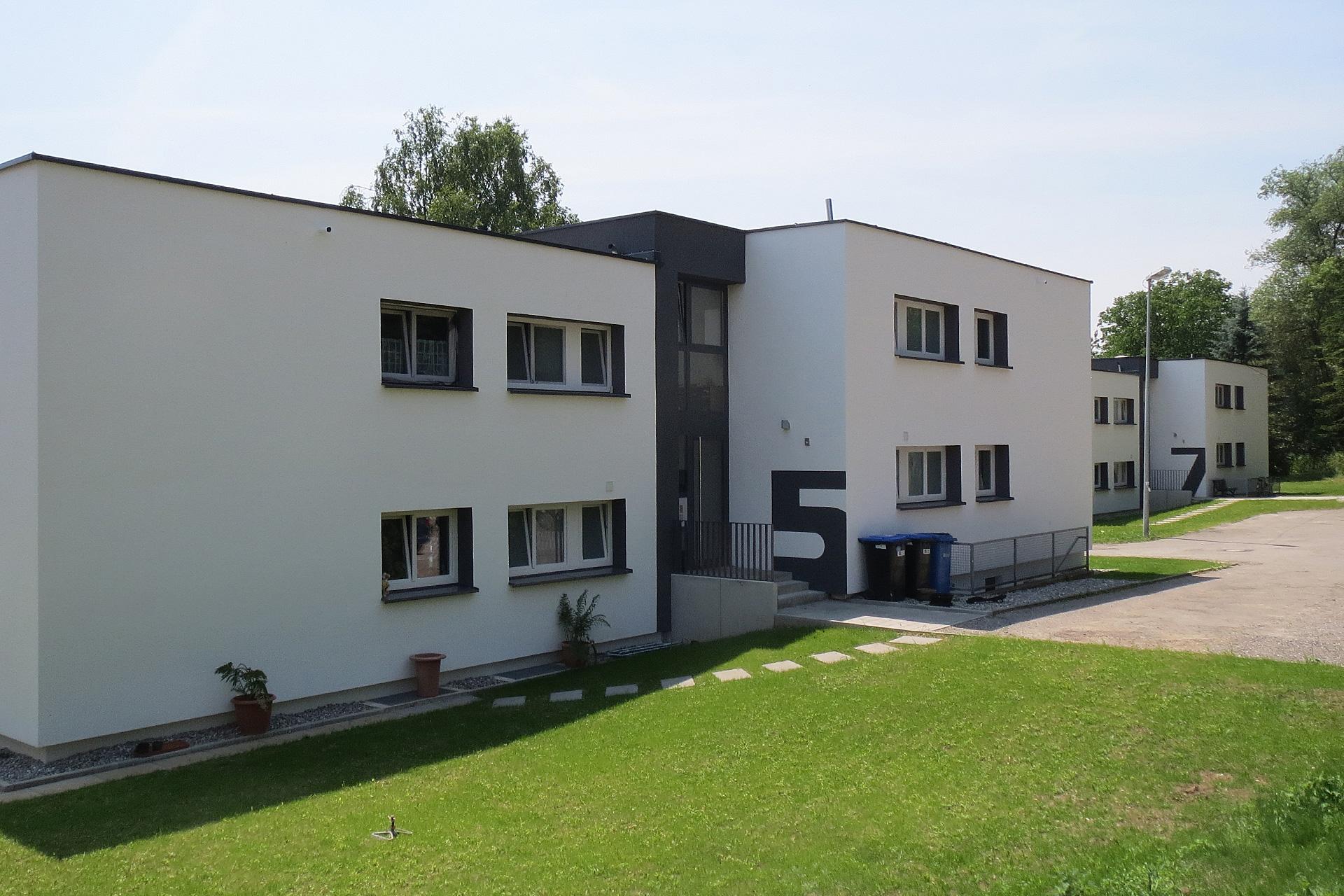 Sanierung Mehrfamilienhaus 4