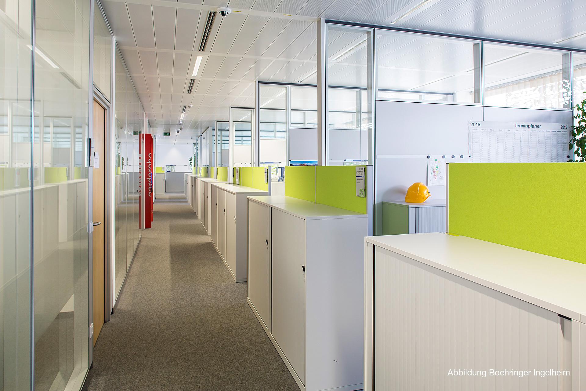 Sanierung Bürogebäude
