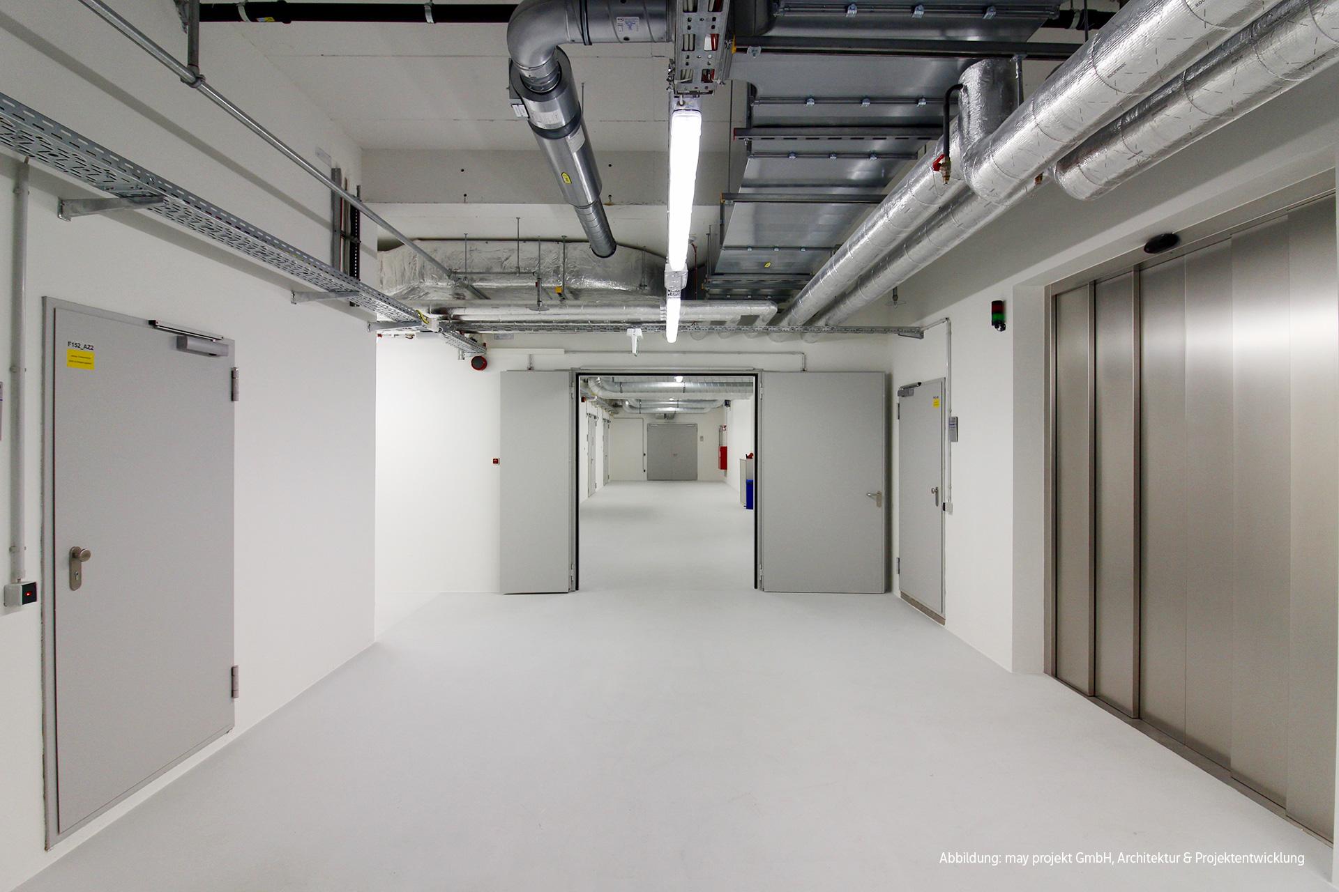 Tiefkühlzentrum Boehringer Ingelheim, Biberach